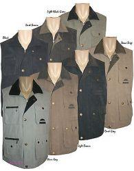 Men's Body Warmer Multi Pocket Lightweight Casual Gilets Waistcoat Jackets M-3XL